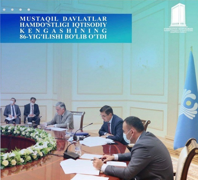 On the results of CIS Economic Council Meeting