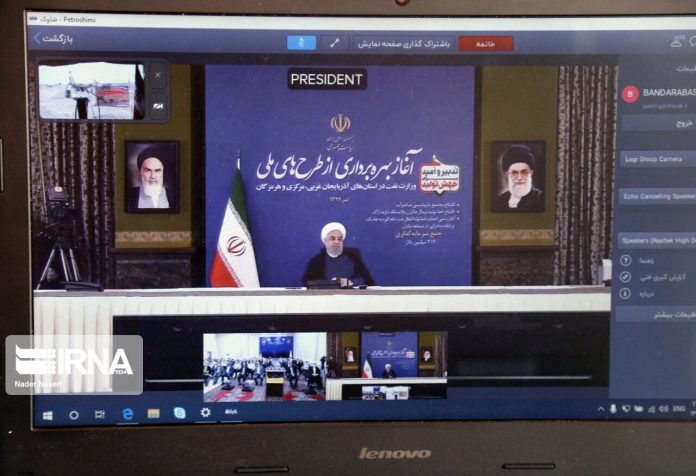 President Rouhani: Iran