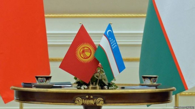 Prime Ministers of Uzbekistan and Kyrgyzstan talk over the phone