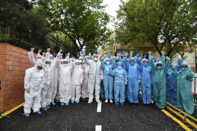 Recovered coronavirus patients reaches 4560