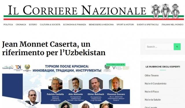 Restoring tourism in Uzbekistan workshop