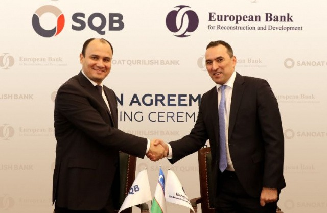 Sanoat Qurilish Bank and EBRD support SMEs
