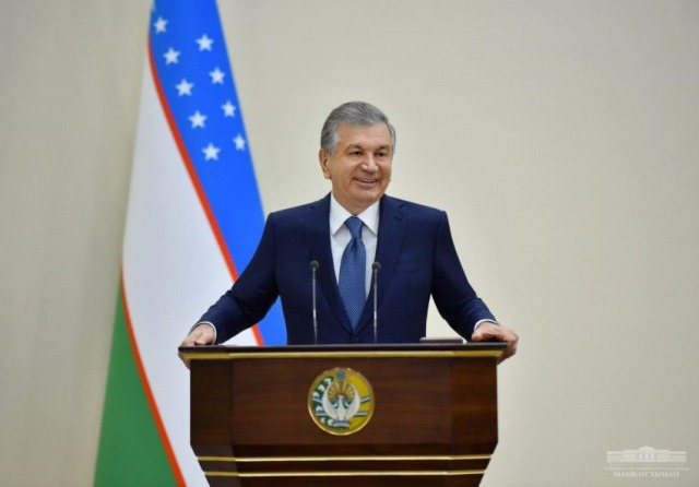 Shavkat Mirziyoyev: He who speaks the truth sympathizes with reforms
