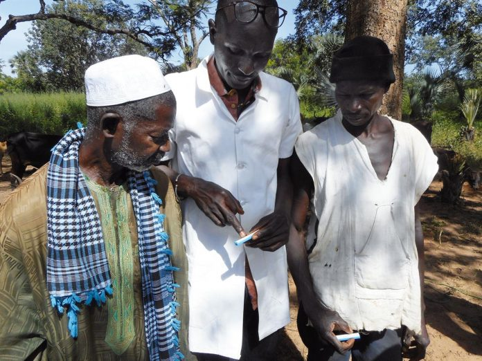 Sustained decline in sleeping sickness cases puts elimination within reach
