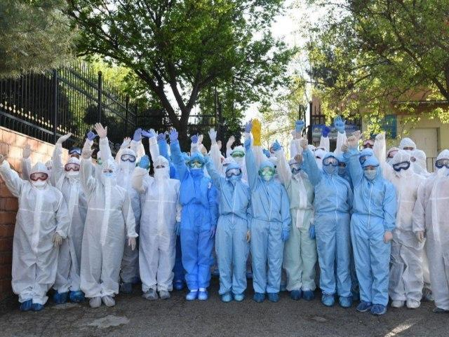 The number of recovered coronavirus patients reaches 4199