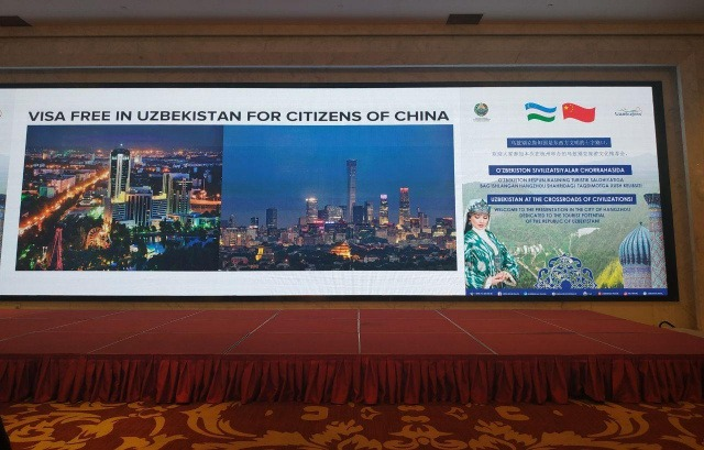 Uzbekistan, China strengthen cooperation