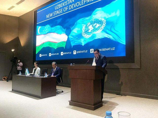 Uzbekistan – UN: New Stage of Development
