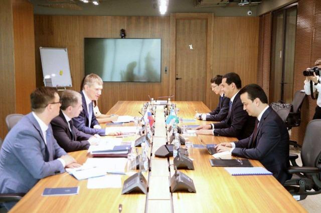 Uzbekistan, Russia determine priorities for further development of cooperation