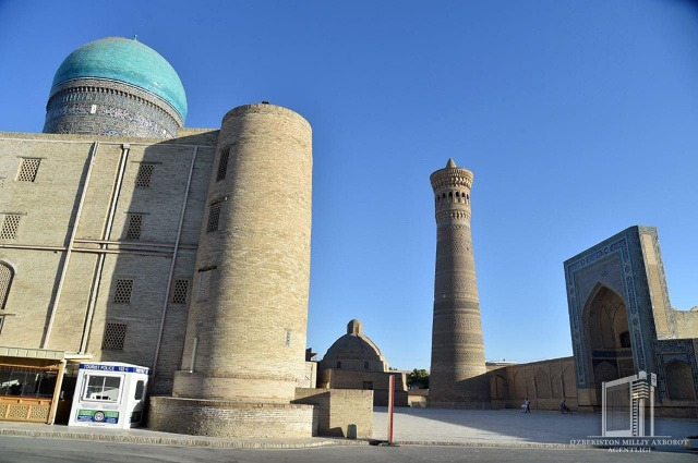 Uzbekistan's ancient city on the Great Silk Road