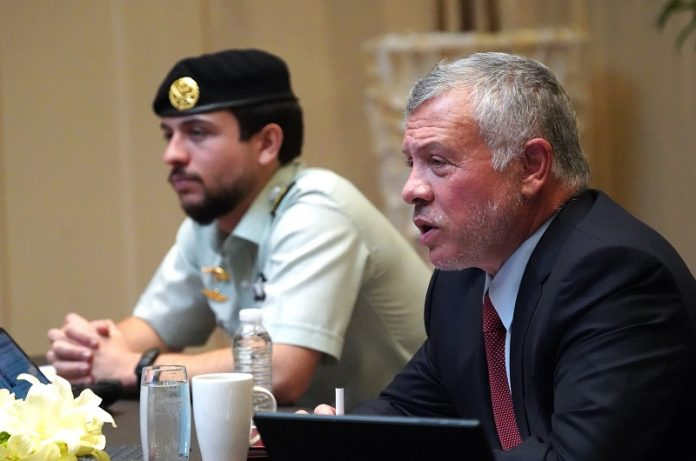​Jordanian King, UK officials discuss strategic relations, regional developments, and Palestinian cause