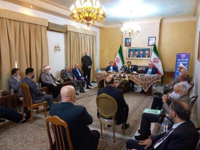 Abduction of Iranian diplomats big crime: Ambassador