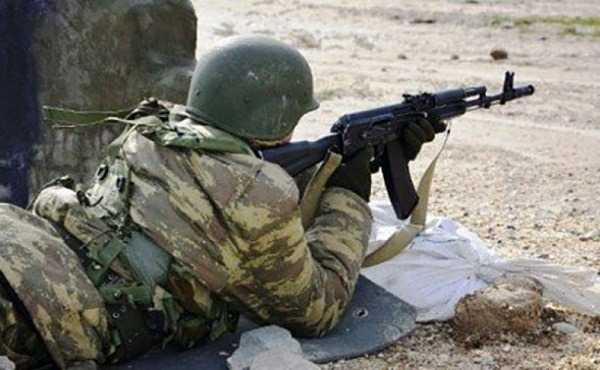Armenian armed units violated ceasefire 65 times