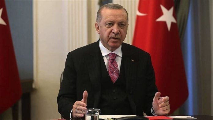 Astana talks to be effective in shaping Syrian future: Erdogan