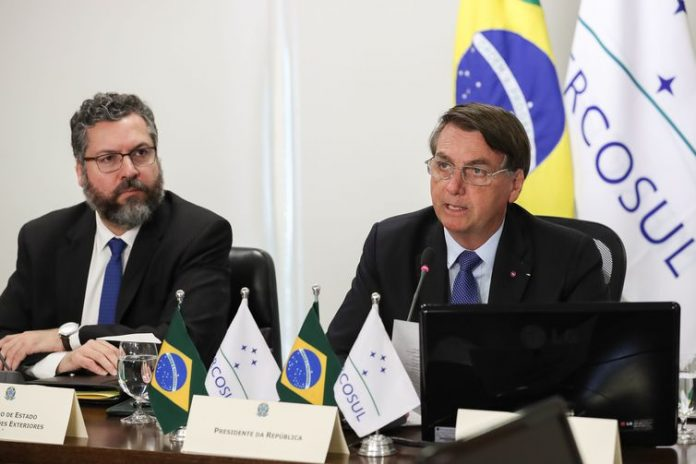 Bolsonaro: Mercosur among the solutions in recovering from pandemic