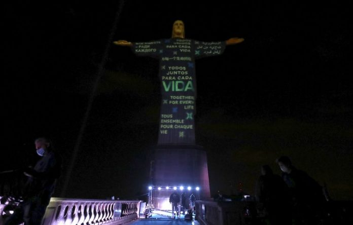 Brazil reports 631 deaths from COVID-19 in 24 hours