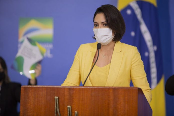 Brazilian First Lady tests positive for COVID-19