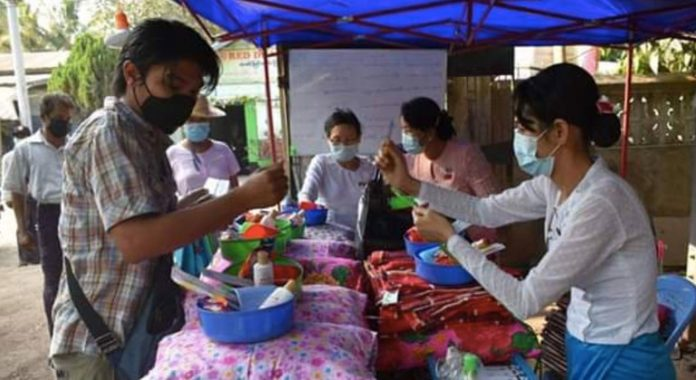 COVID-19 lockdown in Myanmar exposes precarious position of LGBTQI population
