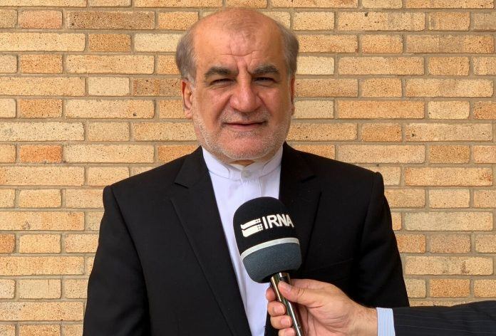 Envoy deride claims on Iran-China cooperation