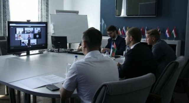 Fergana Territorial Administration of CCI holds a meeting with Gomel's businesspeople