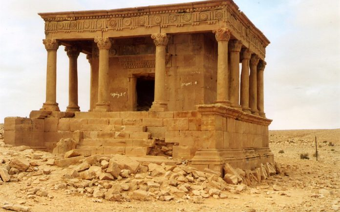 Ghirza Mausoleum Libya