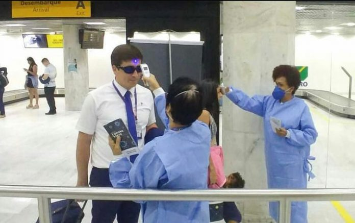 Gov't extends restriction on entry of foreigners in Brazil