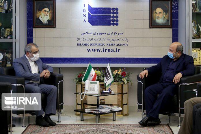 Guardian Council's spokesman tours IRNA