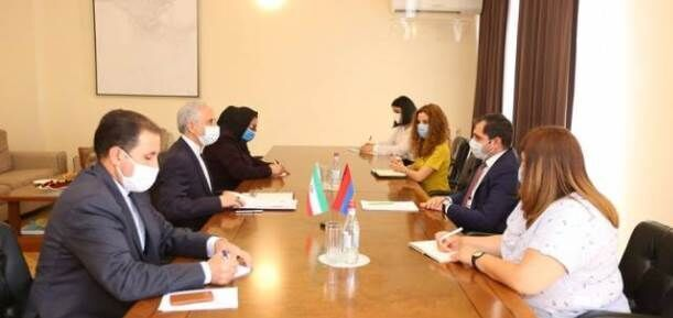 Iran, Armenia emphasize expansion of bilateral cooperation