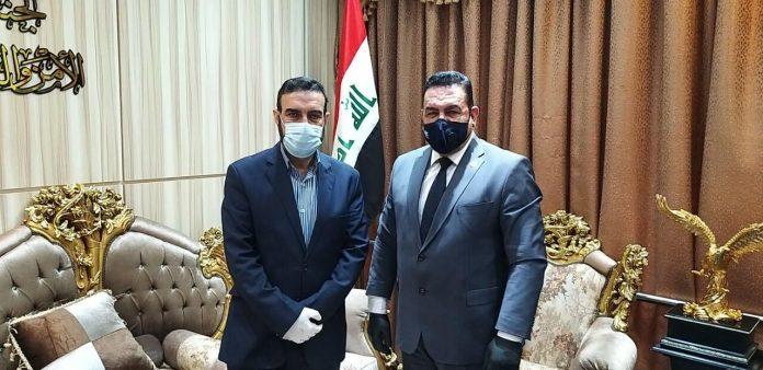 Iran, Iraq stress security, defense cooperation