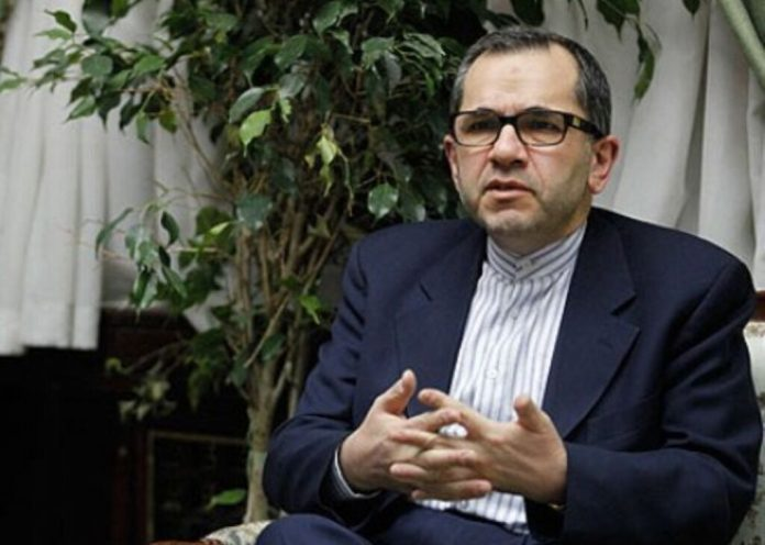 Iran UN envoy urges lifting of sanctions amid COVID-19 pandemic