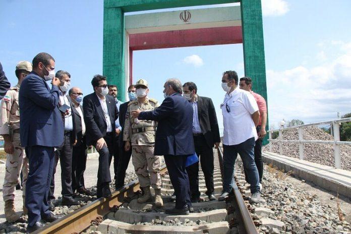 Iran to consult with Azerbaijan Republic to complete Astara railway jetty