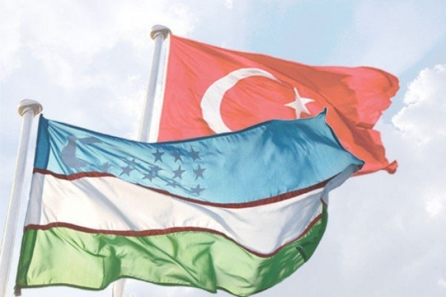 Ismatulla Irgashev meets with Turkish Ambassador