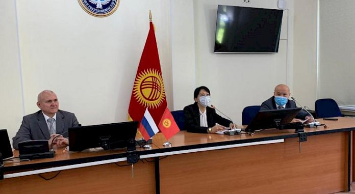 Kyrgyzstan receives Russian humanitarian aid to fight COVID-19