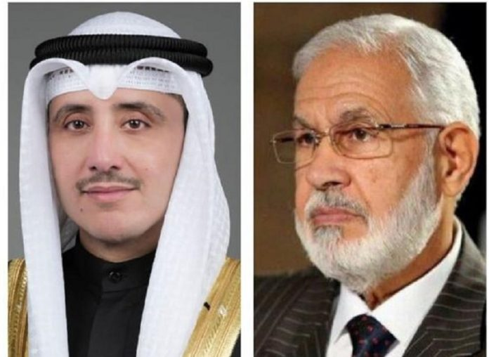 Libya's foreign minister holds phone call with Kuwaiti counterpart