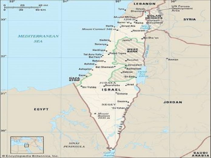 MCB calls for stopping of further land grab of West Bank