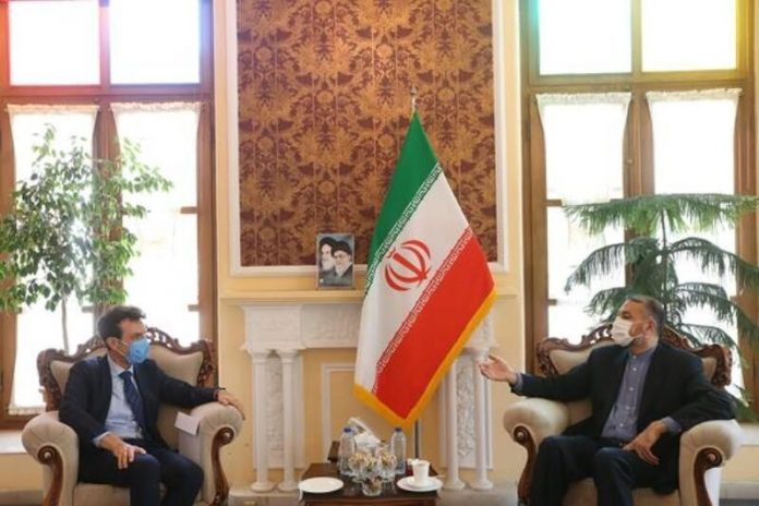 Official urges EU not to lose chance of cooperation with Iran