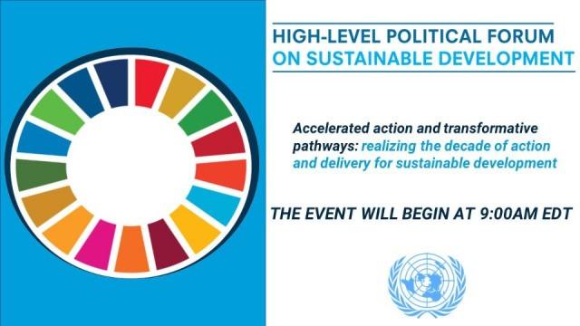 Overview on Uzbekistan presented at UN HLPF