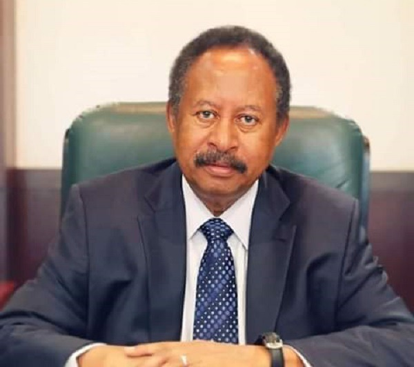 PM Hamdok hails Germany's supportive stance to Sudan