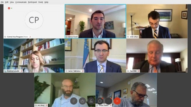 Post COVID-19: Building Resilience in Central Asia