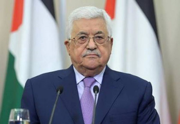 President Abbas discusses Palestinian developments with South African counterpart