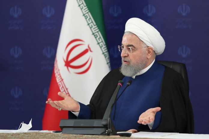 President Rouhani calls for balanced campaign against pandemic, not to go to extremes