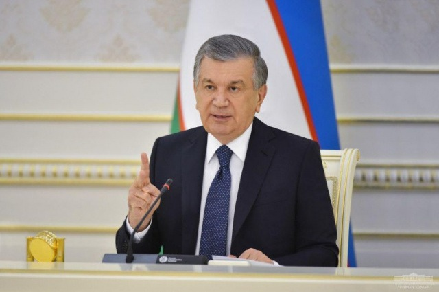 Shavkat Mirziyoyev: We have all reserves and capabilities to fight the coronavirus