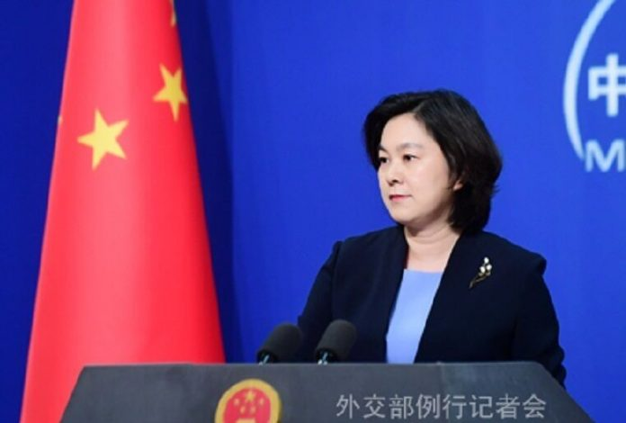 Spox: China attaches importance to developing ties with Iran