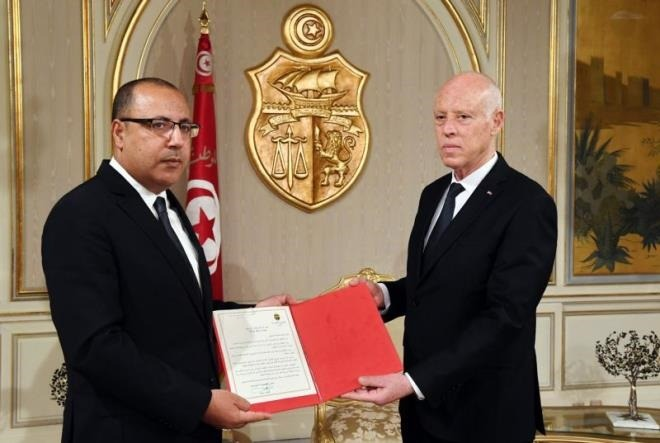 Tunisian president appoints Interior Minister Mechichi to form new government