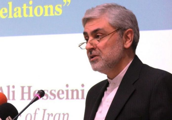 US stance against Resolution 2231, a threat to world peace: Iran envoy