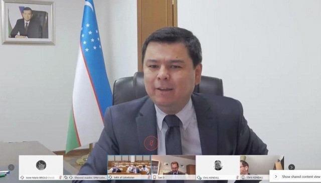 Uzbekistan, EU hold negotiations on the draft Enhanced Partnership and Cooperation Agreement