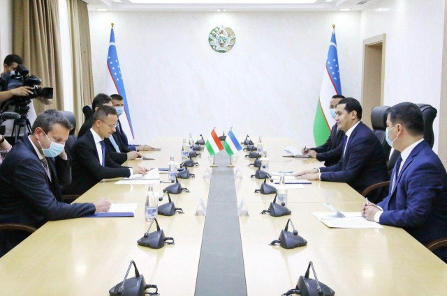 Uzbekistan, Hungary enhance horizons of cooperation