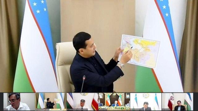 Uzbekistan, Iran unite efforts to forge cooperation