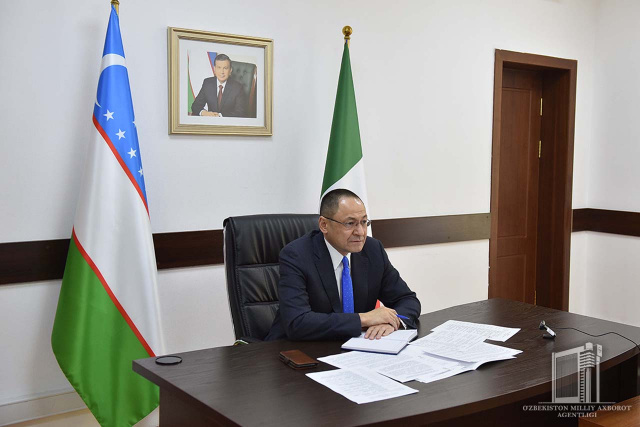 Uzbekistan, Italy discuss agricultural cooperation prospects