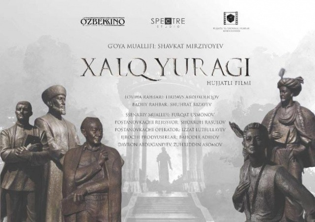 Uzbekistan to prepare documentary dedicated to Alley of Litterateurs