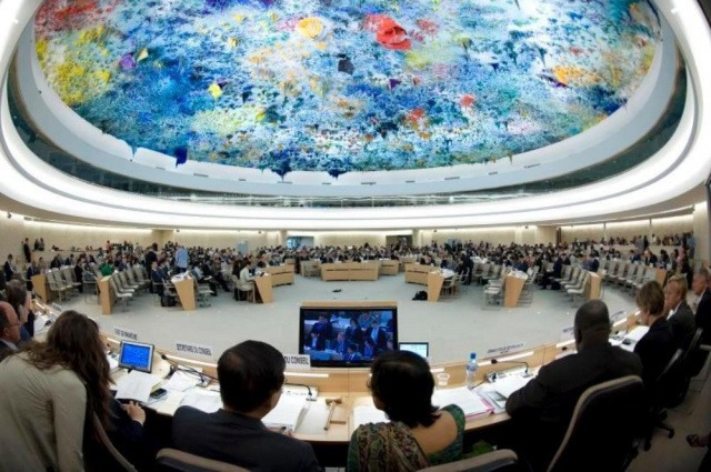 Uzbekistan's candidacy to be nominated for election to the UN Human Rights Council